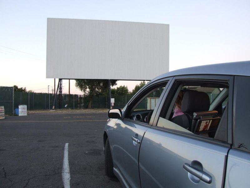 A Night At The Drive In Around Carson